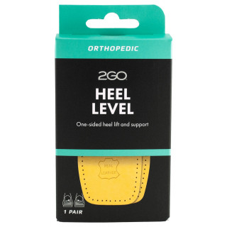 Talonnettes Heel Level Anti-Basculement