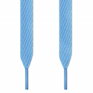 Lacets extra larges bleu clair