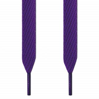 Lacets extra larges violet foncé