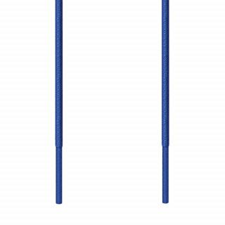 Lacets fins bleu