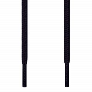Lacets ronds noir
