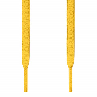 Lacets ovales jaune